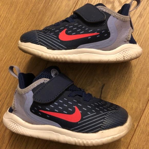Nike Other - Nike Free Rn 2018 (TDV)